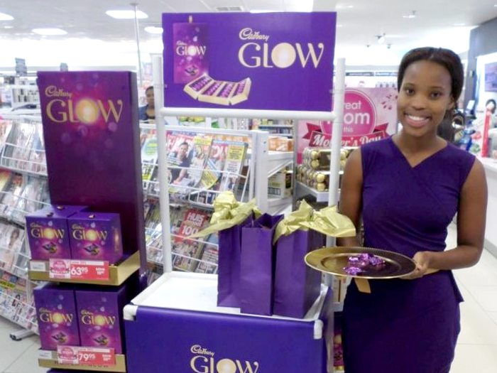 Cadbury Glow achieves continued effectiveness with ProActive™