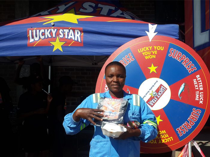 ProActive™ implements Lucky Star campaign in Zimbabwe
