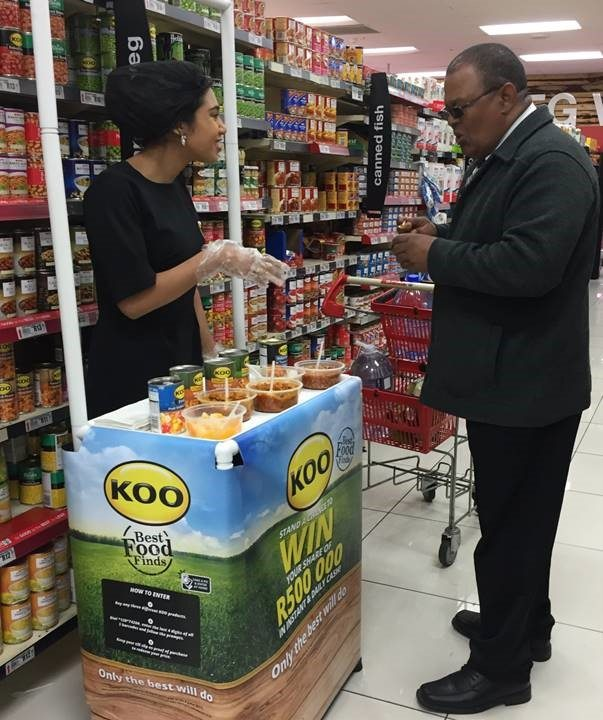 ProActive™ implements campaign for KOO Food Innovation
